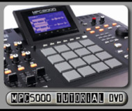 Akai MPC5000 Instructional DVD - Video Tutorial