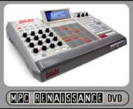 AKAI MPC Renaissance / Studio Instructional DVD - Video Tutorial
