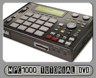 Akai MPC1000 Instructional DVD - Video Tutorial