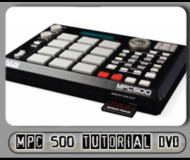 Akai MPC500 Instructional DVD - Video Tutorial