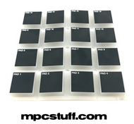 Drum Pad Rubber Pad Set