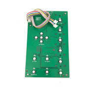 TOP Left Front PCB Assembly
