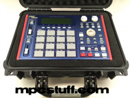 Akai MPC1000 / MPC500 Hard Case Open