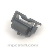 Black Smoke Translucent Button - MPC2500 / MPC5000