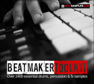 The Beatmaker Tool Kit - MPC Sample Kit