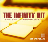 The Infinity Drum Layering Kit - MPC Sample Kit