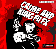 Kung Fu & Crime FX - Sample Kit