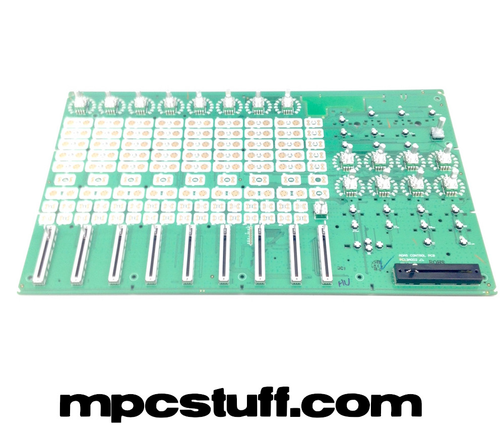 Top PCB Assembly - Akai APC40 MK2