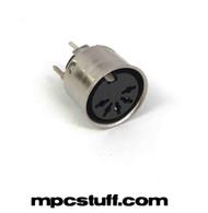 Socket, Midi LN-0506-005 1X-5Pin - EWI4000s