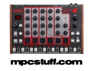 Akai Rhythm Wolf - Analog Drum Machine and Bass Synthesizer