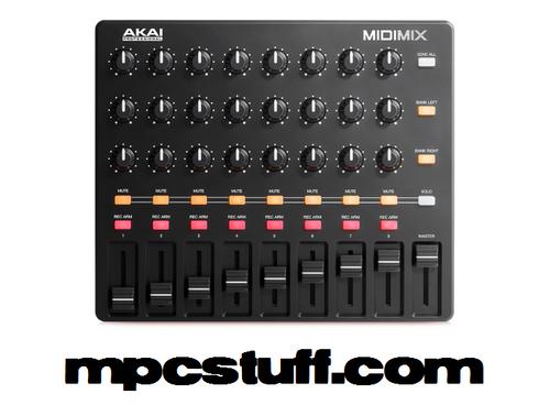 MIDImix High-Performance Portable Mixer/DAW Controller