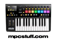 Advance 25 MIDI Controller Keyboard