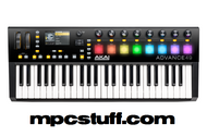 Advance 49 MIDI Controller Keyboard