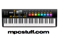 Advance 61 MIDI Controller Keyboard