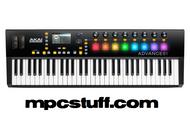 Advance 61 MIDI Controller Keyboard