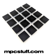 Rubber Pad Set 16 Pads - Akai MPC Touch / Live / X / MPD Series 2