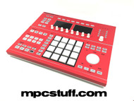 Native Instruments Maschine Studio Faceplate Skin - RED