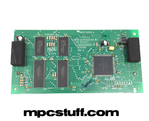 PC Effect FX PCB Board - EB4JS Akai MPC4000 / Z4 / Z8