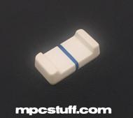 MPC 1000 Slider Knob - White / Blue Line