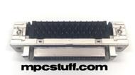 SCSI PIN SOCKET FCN-235D050-G/J 50P - AKAI MPC