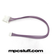 Drive Power Cable Cord Purple Wire - Akai Z4