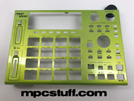 Candy Green Custom - Full Metal Casing Kit (Painted) - Akai MPC1000