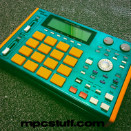 Candy Teal/Blue Dolphins Custom - Full Metal Casing Kit (Painted) - Akai MPC1000
