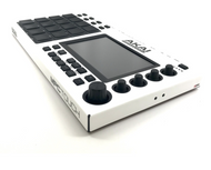 All White Akai MPC Touch
