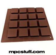 Akai MPC / MPD Thick Fat Pad Set ( Chocolate Brown )
