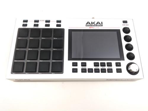 Akai MPC LIVE Custom Color Faceplate Skin Kit Cover Case - White