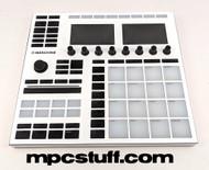 Maschine MK3 - Custom Color Faceplate Skin Kit Cover Case - Native Instruments