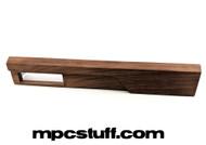 Wood Front Face Panel - Akai MPC2000 / 2000XL - Walnut