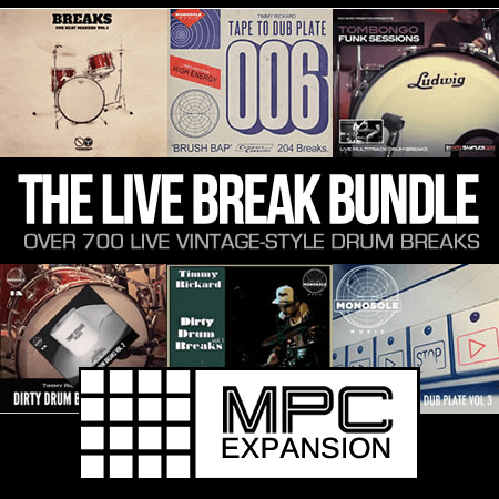 The Live Break Bundle Sample Kit - Expansion