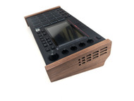 Wood Side Panel Tilt Stand - Akai MPC Live - Walnut Portable