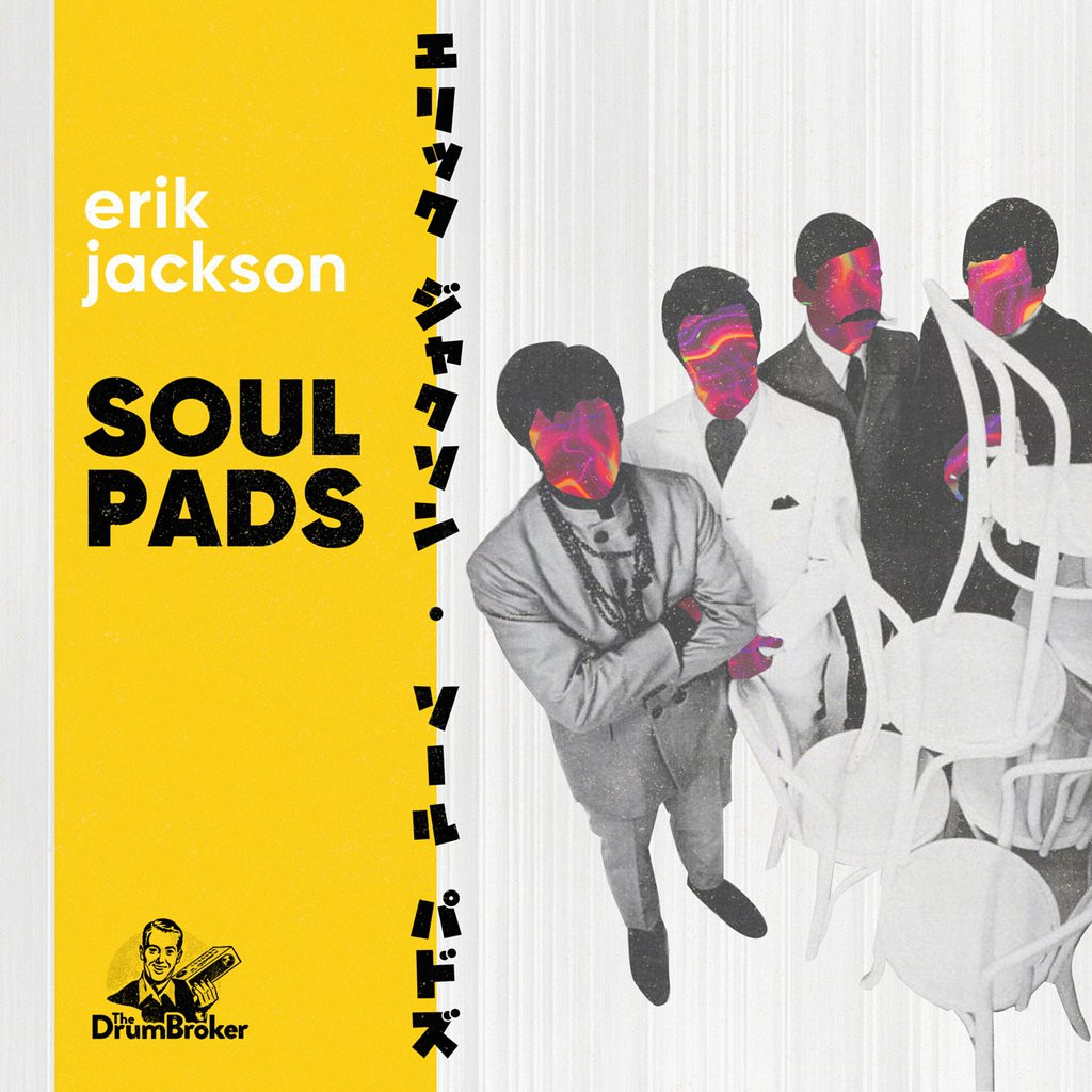 Sample Kit for MPC - Soul Pads Jazzy Samples - Erik Jackson