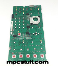 RIGHT HAND CONTROL PCB BOARD - AKAI MPC 5000