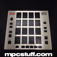MPC Fly / Element Top Panel - Aluminum Panel w/ Button Label