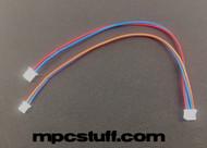 FLAT CABLE CLAMO 4P(2P+2P) PITCH 2.5