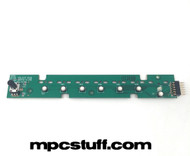 SELECT - F1 BUTTONS PCB BOARD - AKAI MPC 5000