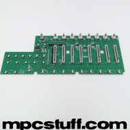 Akai MPK88 Top Right PCB Board