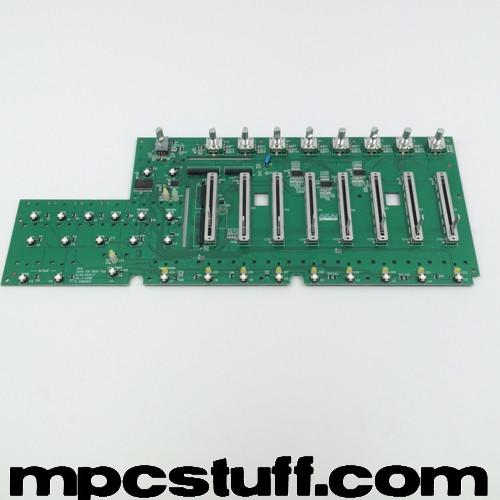 Akai MPK88 Top Right PCB Board