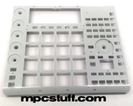MPC Studio Plastic Top Panel ( Part Under Aluminum Face )
