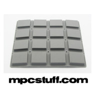 MPC 1000 Grey Pad Set - 2nd Version