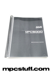 Akai MPC5000 Owners Manual