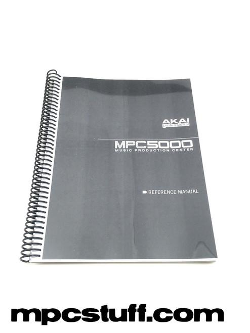 akai mpc5000 owners manual mpcstuff akai mpc parts accessories rh mpcstuff com mpc 2500 user manual mpc 500 user manual