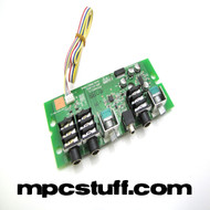 Front Headphone PCB Board Assembly - MPC Renaissance