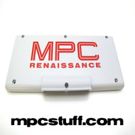 LCD Display housing Bottom Plastic Plate - MPC Renaissance