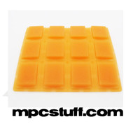 Akai MPC 500 / MPK Glow Orange Pad Set