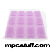 Akai MPC 500 / MPK Glow Purple Pad Set