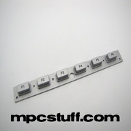 FUNCTION ( F1 - F6 ) Rubber Button Set - MPC Studio
